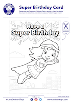 Super Birthday Card 2