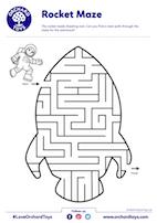 Rocket Maze