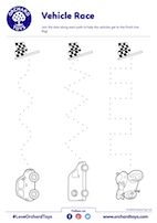 Vehicle Race