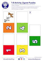 Activity Jigsaw Puzzles 1-10