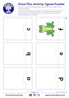 Draw This Activity Puzzles