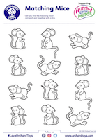 HLM Matching Mice