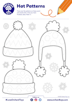 Hat Pattern Tracing