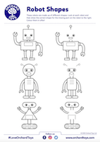 Robot Shapes