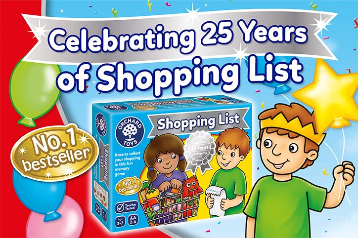 Shopping List Blog
