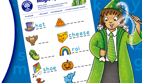 Literacy Activity Sheets