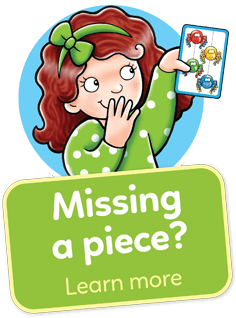 Missing a piece?
