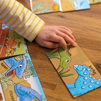 Dinosaur Opposites Jigsaw Puzzles
