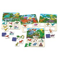 Dinosaur Lotto Game