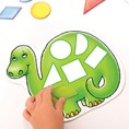 Orchard Toys Dotty Dinosaurs Lifestyle 1