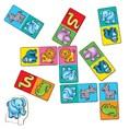 Jungle Dominoes Mini Game