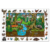 Where in the Wood Jigsaw