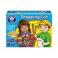 Shopping List   Celebrating 25 Years