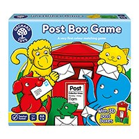 Post Box Game   Ages 2+ - Orchard Toys