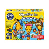 Orchard Toys Giraffes in Scarves Box