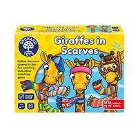Giraffes in Scarves Game