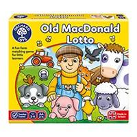 Old Macdonald Lotto Game