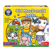 Old Macdonald Lotto Game