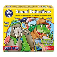 Sound Detectives Game