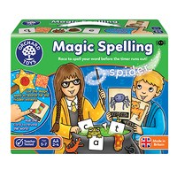 Magic Spelling Game