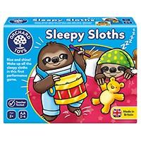 Sleepy Sloths Game