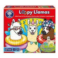 Loopy Llamas Game | Orchard Toys