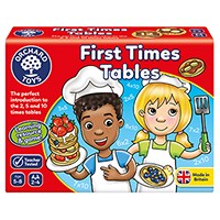 First Times Tables Game