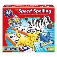 Speed Spelling Game