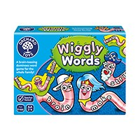 Wiggly Words Game