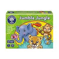 Jumble Jungle Game | A first matching game