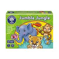 Jumble Jungle Game | A first matching game