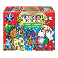 Christmas Eve Box | Festive Game and Puzzle Set