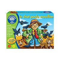 La Chat Poule Mouillée