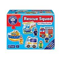Rescue Squad Jigsaw Puzzle