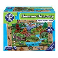 Dinosaur Discovery Jigsaw