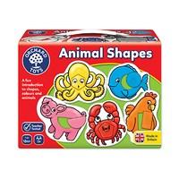 Animal Shapes Game