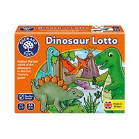 Dinosaur Lotto Game