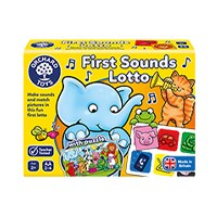 First Sounds Lotto Game