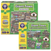 Giant Town and Airport