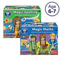 KS2 Home Learning Pack 2 | A Spellbinding Bundle