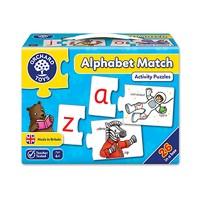 Alphabet Match Jigsaw Puzzle