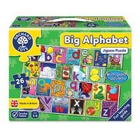 Big Alphabet Jigsaw Puzzle