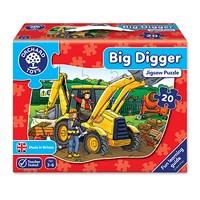 Big Digger Jigsaw Puzzle