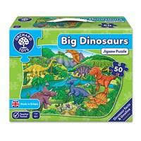 Big Dinosaurs Jigsaw Puzzle