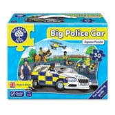 Big Police Car Jigsaw Puzzle