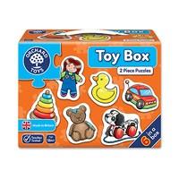 Toy Box Jigsaw Puzzle