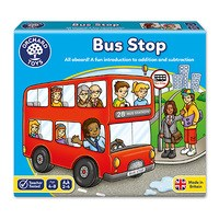 Bus Stop Board Game | Orchard Toys