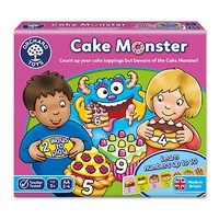 Orchard Toys Cake Monster Counting Game