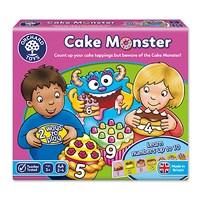 Cake Monster Game