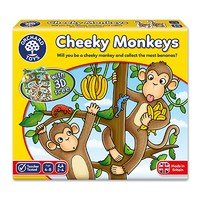 Cheeky Monkeys Game
